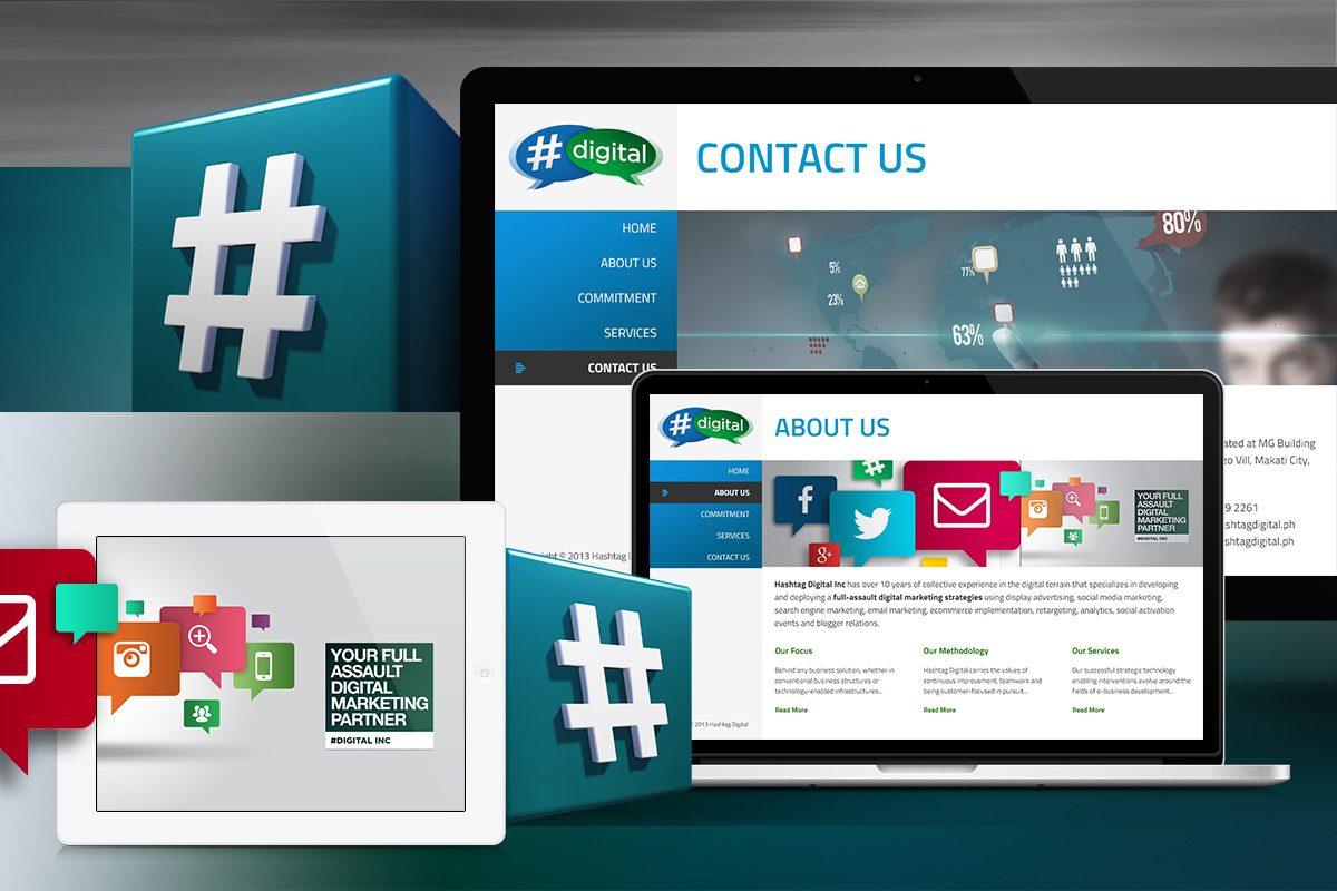 Portfolio – Hashtag Digital