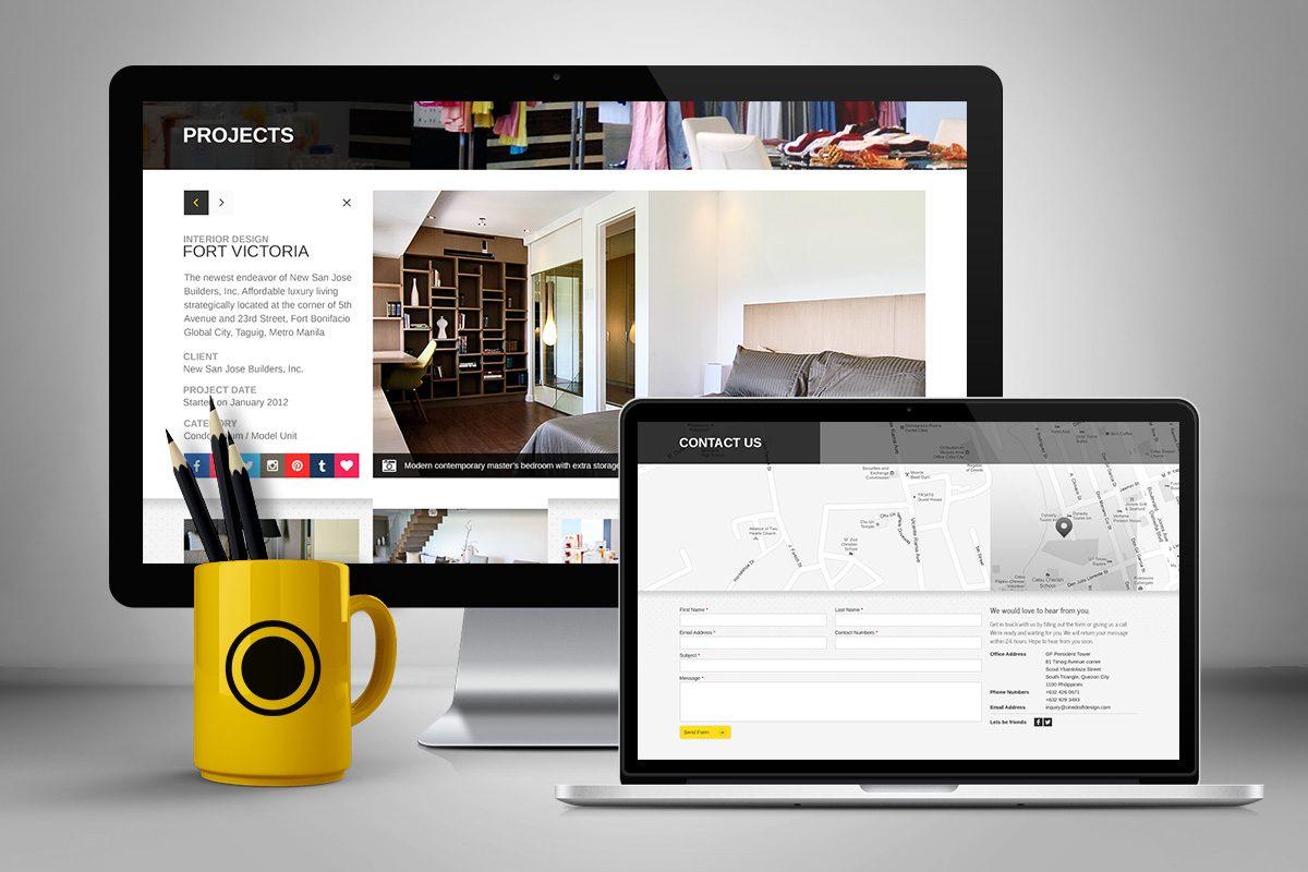 Portfolio – One Draft Design