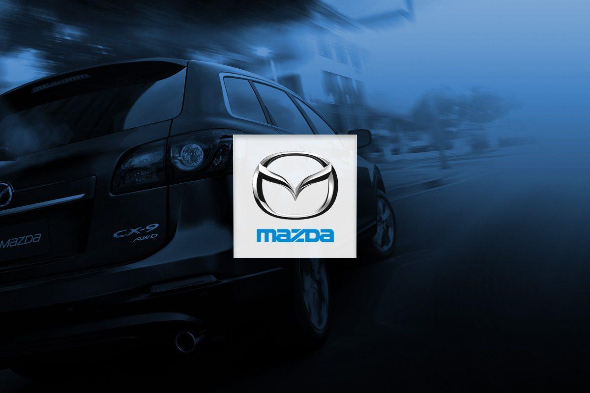 Portfolio – Mazda