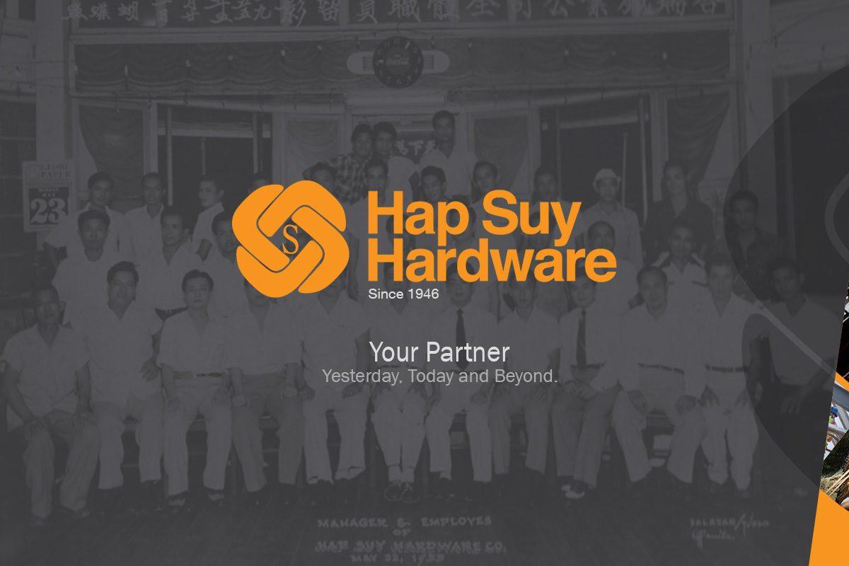 Portfolio – Hapsuy Hardware